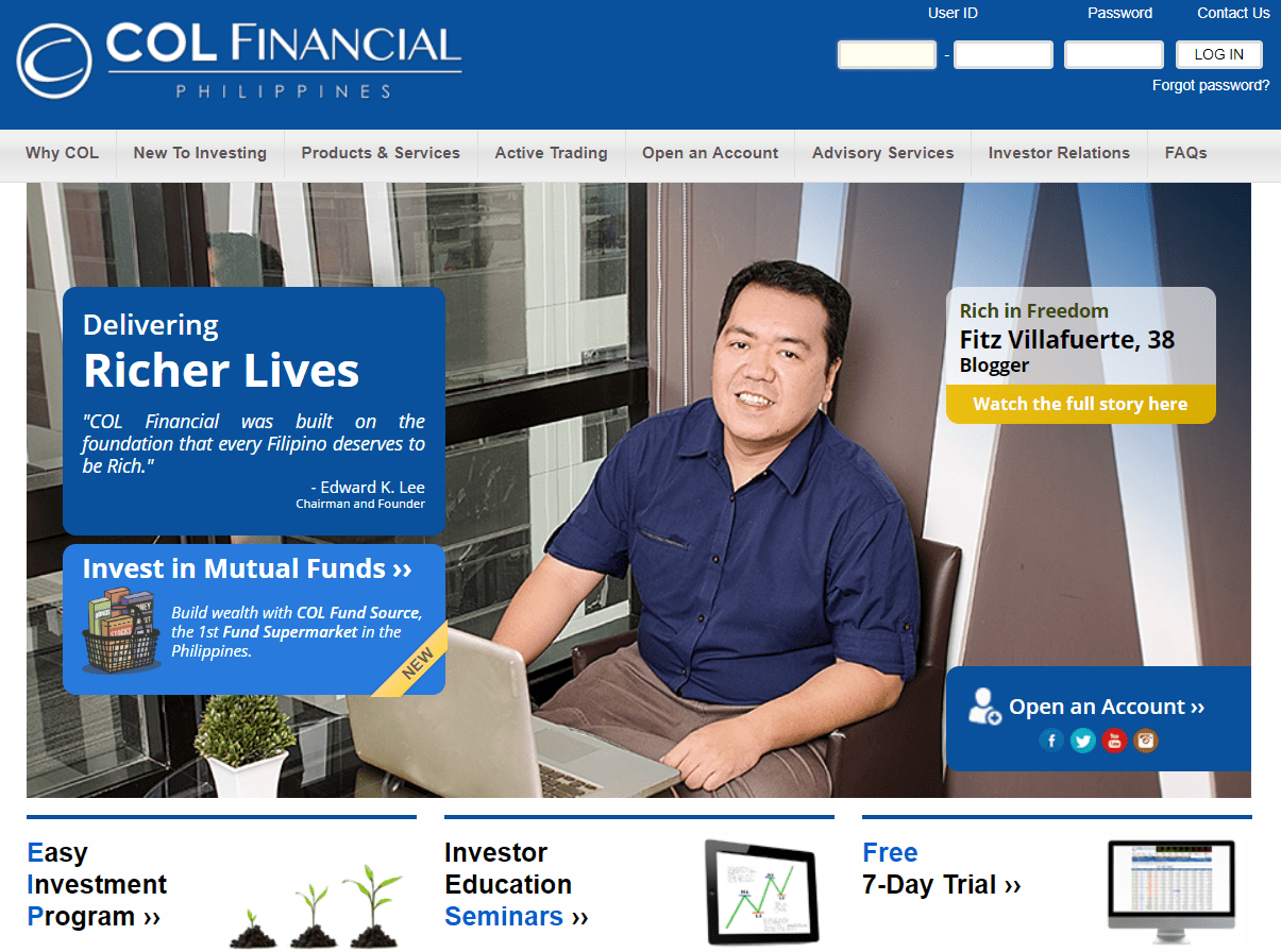 8 Best Online Investment Sites & Platforms in the